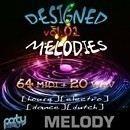Designed Melodies Vol 1