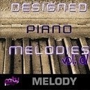 Designed Piano Melodies Vol 1