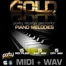 Gold Series: Piano Melodies