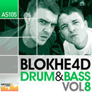 Blokhe4d: Drum & Bass Vol 8