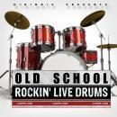 Old School Rockin' Live Drums