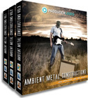 Ambient Metal Constructions Bundle (Vols 1-3)