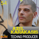 Axel Karakasis: Techno Producer