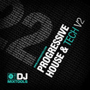 DJ Mixtools 22: Progressive House & Tech 2