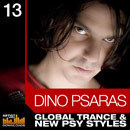 Dino Psaras: Global Trance and Psy Styles