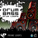 Drum 'n' Bass Drum Loops (Multi-Format)