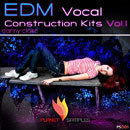 EDM Vocal Construction Kits Vol 1