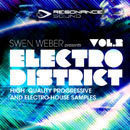 Swen Weber: Electro District Vol 2