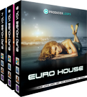 Euro House Bundle (Vols 4-6)