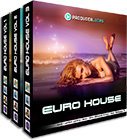 Euro House Bundle (Vols 1-3)