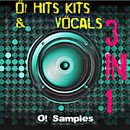 O! Hits Kits & Vocals 3-in-1