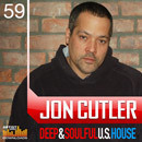 Jon Cutler: Deep & Soulful U.S. House