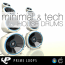 Minimal & Tech House Drums (Multi-Format)