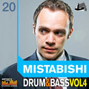 Mistabishi: Drum and Bass Vol 4