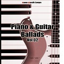 Piano & Guitar Ballads Vol 2