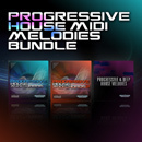 Progressive House MIDI Melodies Bundle