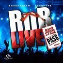 RnB Live: Back Stage Pass
