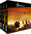 Symphonic Series Bundle (Vols 1-3)