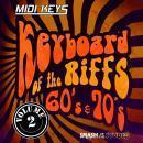 MIDI Keys: Keyboard Riffs Of The 60's & 70's Vol 2