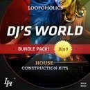DJ's World Bundle: House Construction Kits