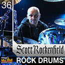 Scott Rockenfield: Rock Drums
