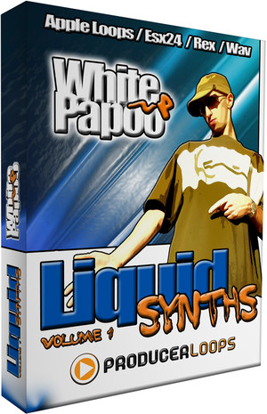 White Papoo: Liquid Synths Vol 1