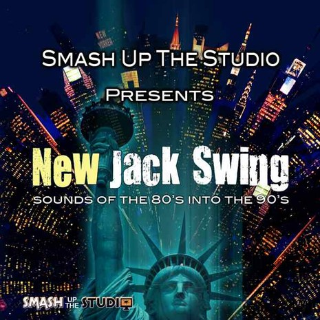 new jack swing drum samples 2
