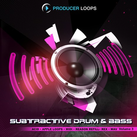 Subtractive Drum & Bass Vol 3